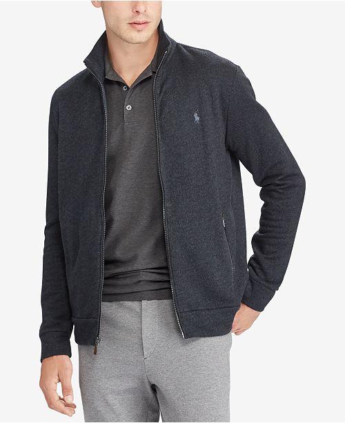 Reviews Coats Men's Jackets Fleece Lauren Ralph Polo Jacketamp; 5j3AR4L