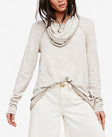 Free People Cocoon Cowl Neck Sweater