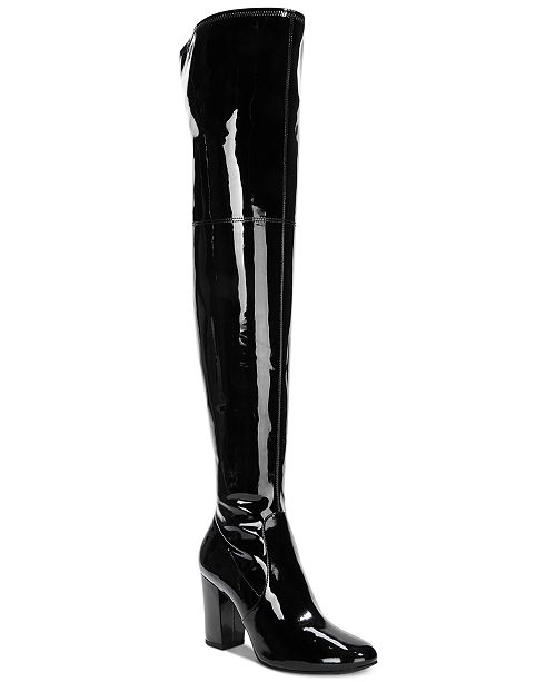 Kenneth Cole New York Women's Angelica Over-The-Knee Boots, Created for Macy's