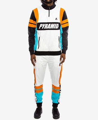 Black Pyramid Men's Jacket and Pants
