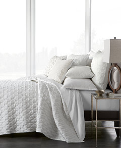Hotel Collection Inlay Bedding Collection, Created for Macy's ... : hotel collection quilted coverlet - Adamdwight.com