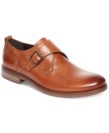 Image 2 of Rockport Men's Wynstin Monk Strap Oxfords, Created for Macy's
