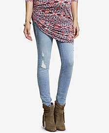 Jessica Simpson Maternity Light Wash Skinny Jeans