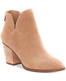 Jessica Simpson Yolah Block-Heel Booties