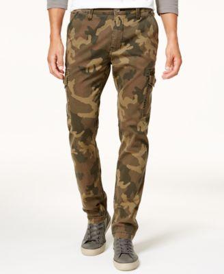 Slim Fit Cargo Pants Mens z7Ju7nQG