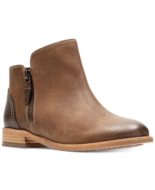 Shopping Online Outlet Sale Cheap Shopping Online Clarks Maypearl Juno Ankle Bootie(Women's) -Mahogany Suede/Nubuck Low Price Fee Shipping Cheap Price Cheap Online Store Discounts ztLS4