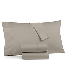 Sleep Luxe 800 Thread Count, 4-PC Queen Sheet Set, 100% Cotton, Created for Macy's