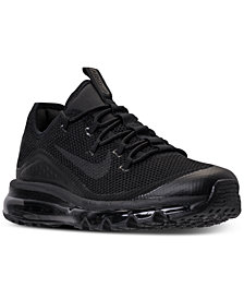 Nike Men's Air Max More Running Sneakers from Finish Line