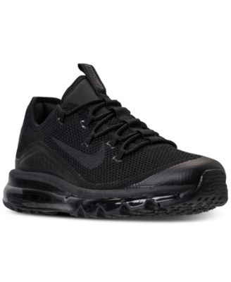 Nike Men\u0027s Air Max More Running Sneakers from Finish Line