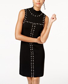 I.N.C. Studded Dress, Created for Macy's