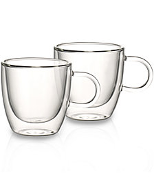 Villeroy & Boch Artesano Set of 2 Small Hot Beverages Cup