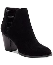 Jessica Simpson Yasma Block-Heel Booties