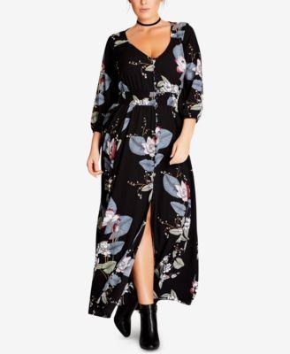 Maxi dress ukuran xl murah malaysia