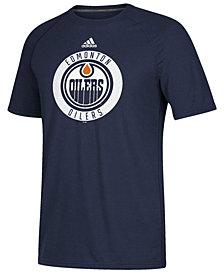 adidas Men's Edmonton Oilers Ultimate Practice T-Shirt