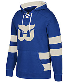 CCM Men's Hartford Whalers Pullover Jersey Hoodie