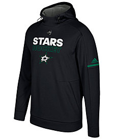 adidas Men's Dallas Stars Authentic Pro Hoodie