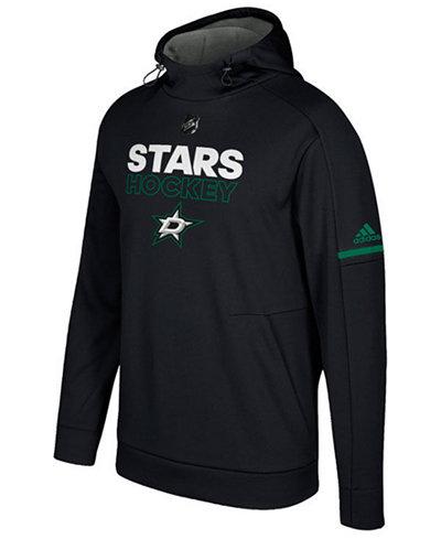 adidas Men's Dallas Stars Authentic Pro Hoodie