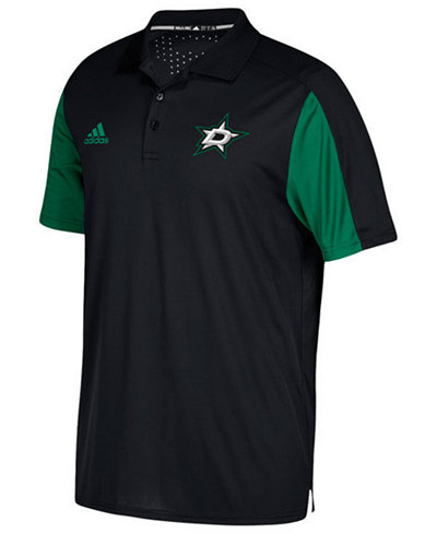 adidas Men's Dallas Stars Authentic Pro Game Day Polo