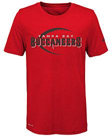 Nike Tampa Bay Buccaneers Legend Icon T-Shirt, Big Boys (8-20)