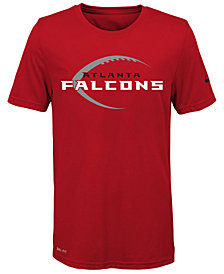 Nike Atlanta Falcons Legend Icon T-Shirt, Big Boys (8-20)