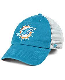 '47 Brand Miami Dolphins Deep Ball Mesh CLOSER Cap