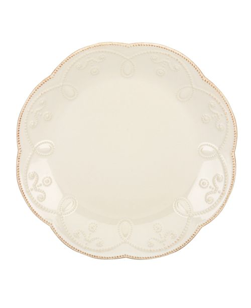 Lenox Dinnerware, French Perle Accent Plate