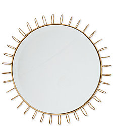 JLA Madison Park Cirque Mirror (Small), Quick Ship