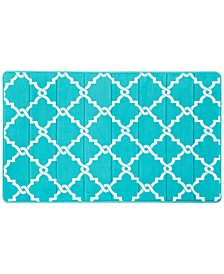 Merritt Fretwork-Print Bath Collection