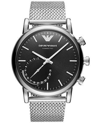 Emporio Armani Watches at Macy s Emporio Armani Watch Macy s
