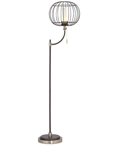 CLOSEOUT! Pacific Coast Aviary Wire Cage Floor Lamp