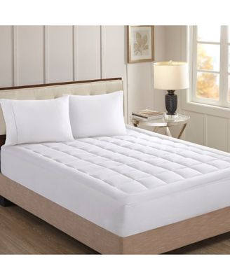 Stanton Luxury Collection 1000-Thread Count Quilted Queen Mattress Pad