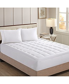 Stanton Luxury Collection 1000-Thread Count Mattress Pad Collection