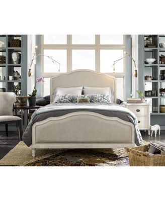 Carter Upholstered Bedroom Furniture Collection, 3-Pc. Set (Upholstered Queen Bed, Dresser & Nightstand)
