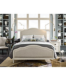 Carter Upholstered Bedroom Furniture Collection, 3-Pc. Set (Upholstered King Bed, Dresser & Nightstand)