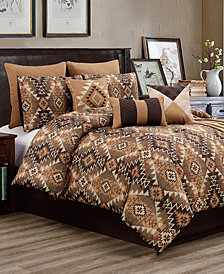 CLOSEOUT! Tennyson 10-Pc. Full Comforter Set
