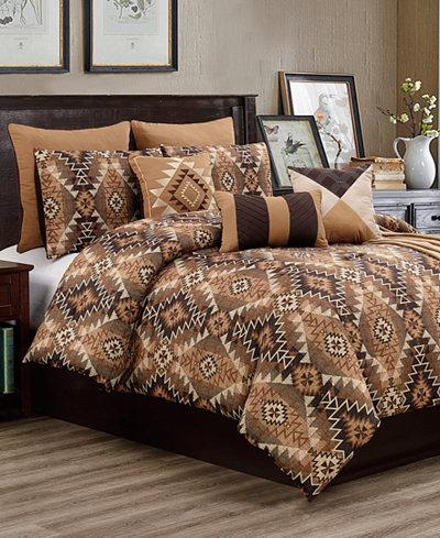 Tennyson 10-Pc. King Comforter Set