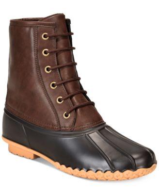 Weatherproof Men's Adam Duck Boots