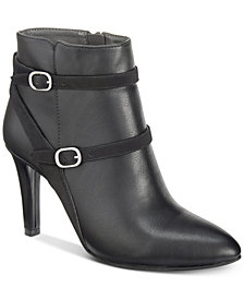 Rialto Caleigh Pointed Toe Ankle Booties