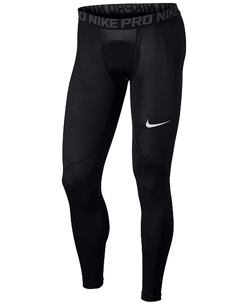 c664f84e44a3c Nike Men's Pro Dri-FIT Compression Leggings & Reviews - All ...