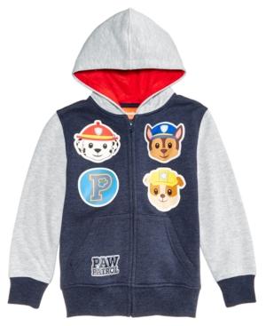 Nickelodeon Paw PatrolPrint Front Zip Hoodie Toddler Boys (2T5T)