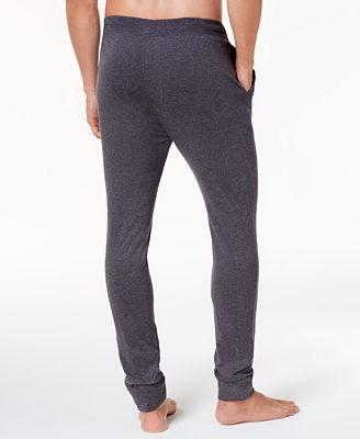 Bar III Men's Cotton Lightweight Jogger Pajama Pants, Created for ...