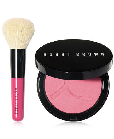 Bobbi Brown 2-Pc. Pink Peony Belize Illuminating Bronzing Powder Set