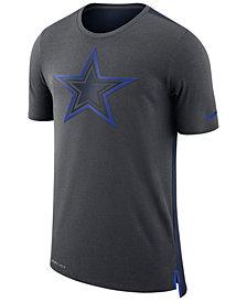 Nike Men's Dallas Cowboys Travel Mesh T-Shirt
