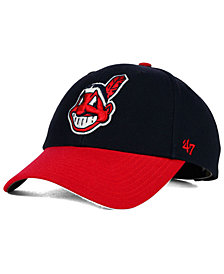 '47 Brand Cleveland Indians MLB On Field Replica MVP Cap