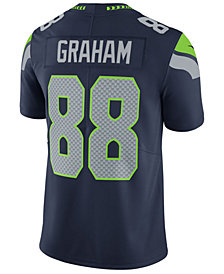 Nike Men's Jimmy Graham Seattle Seahawks Vapor Untouchable Limited Jersey