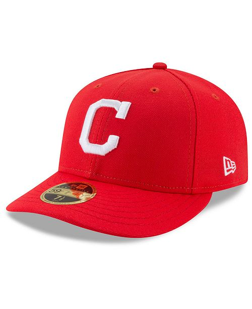 sports shoes f0b58 29870 ... New Era Cleveland Indians Little League Classic Low Profile 59FIFTY  Fitted Cap ...
