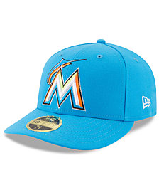 New Era Miami Marlins Little League Classic Low Profile 59FIFTY Fitted Cap