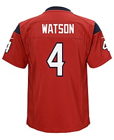 DeShaun Watson Houston Texans Game Jersey, Big Boys (8-20)