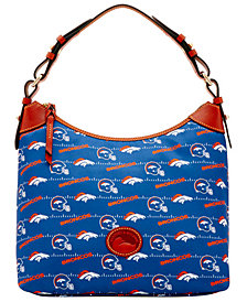 Dooney & Bourke Denver Broncos Nylon Hobo