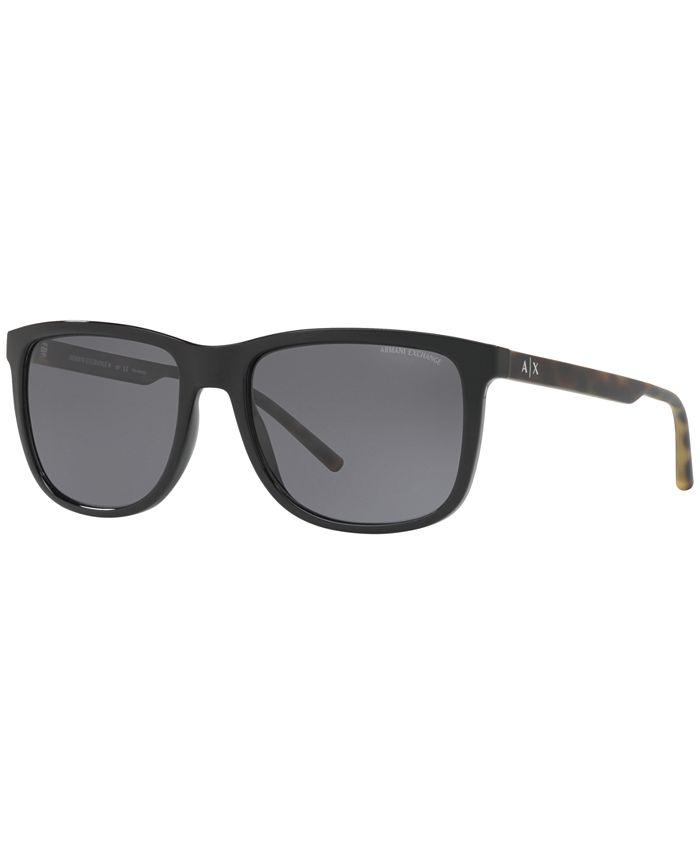 A|X Armani Exchange - Polarized Sunglasses, X4070S